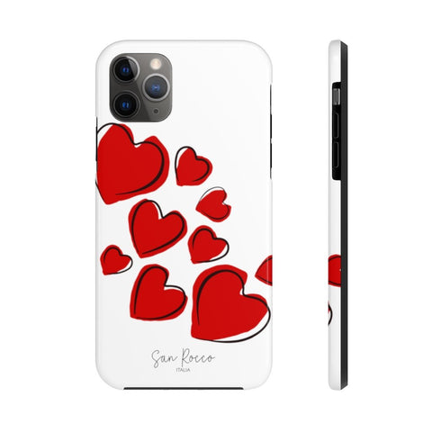 Hearts Case Mate Tough Phone Case -  www.greatgifts.online - Phone Case