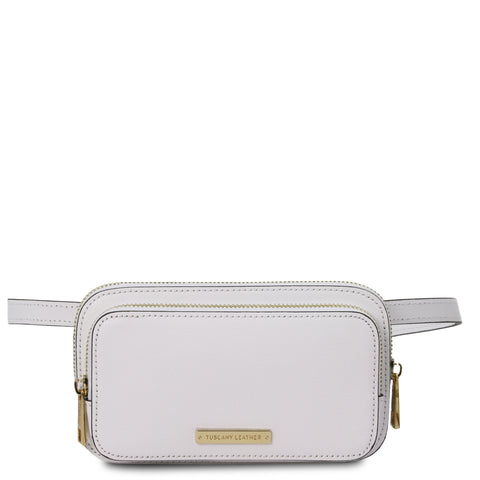 TL Bag - Leather fanny pack | TL141999 -  www.sanroccoitalia.it - Leather shoulder bags