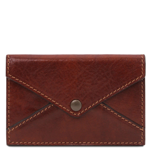 Leather business card/credit card holder | TL142036