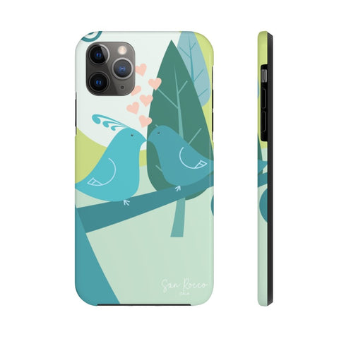 Love Birds Case Mate Tough Phone Case -  www.greatgifts.online - Phone Case