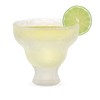 Glass FREEZE™ Margarita Glass (set of two) by HOST® -  www.sanroccoitalia.it - Barware