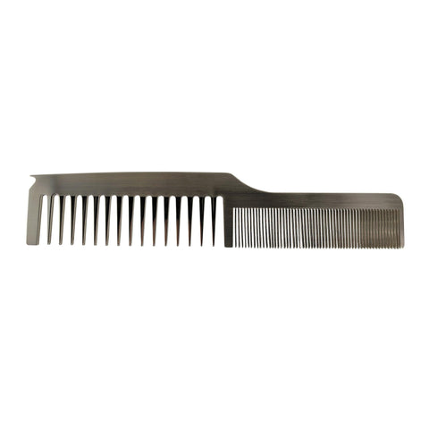 Dual Tooth No. 1 - Wide & Fine Teeth -  www.greatgifts.online - Combs