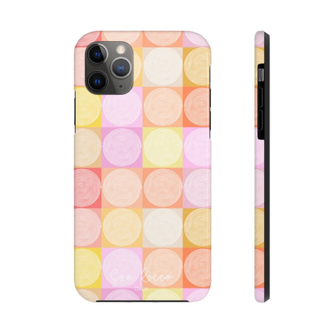 Bright Circles Case Mate Tough Phone Case -  www.greatgifts.online - Phone Case