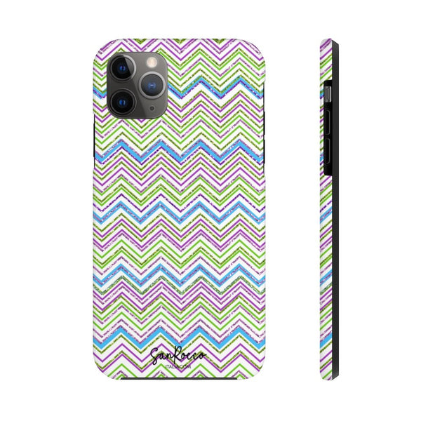 Multi-Coloured Zig Zag Case-Mate Tough iPhone and Samsung Galaxy S6 Case -  www.sanroccoitalia.it - Phone Case