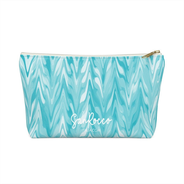 Turquoise Accessory Pouch -  www.sanroccoitalia.it - Accessories