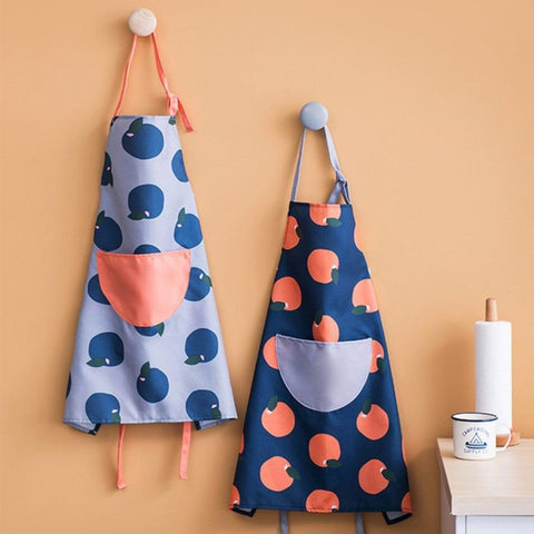 Graphic Print Apron -  www.greatgifts.online - Kitchen