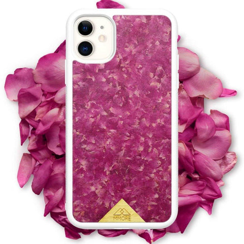 Aromatic, Organic Phone Case - Roses -  www.sanroccoitalia.it - Tech Accessories