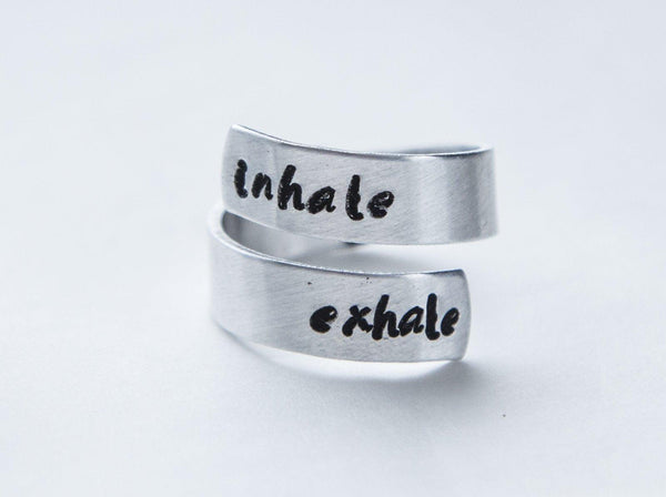 Inhale Exhale Ring -  www.sanroccoitalia.it - Jewelry & Watches