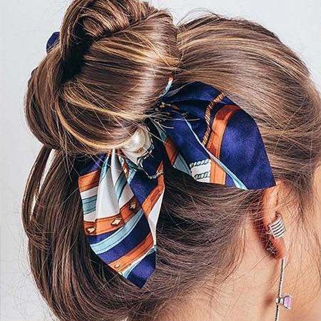 Ponytail Holder Scrunchies -  www.greatgifts.online - Accessories