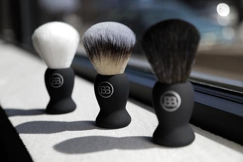 Synthetic Shaving Brush -  www.greatgifts.online - Bath & Beauty