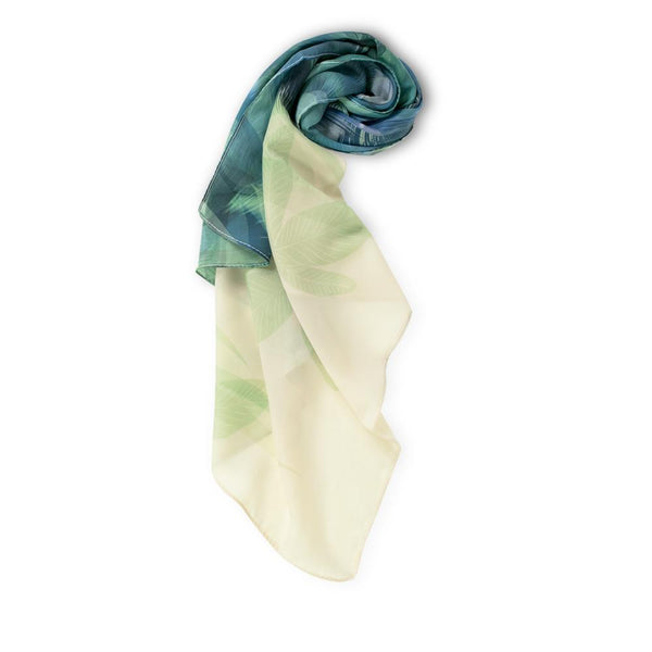Peacock Scarf -  www.sanroccoitalia.it - Women - Accessories - Scarves