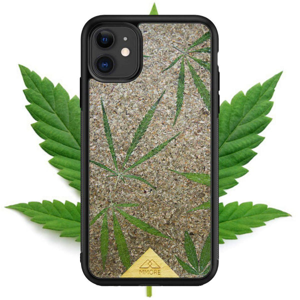Aromatic, Organic Phone Case - Hemp -  www.sanroccoitalia.it - Tech Accessories
