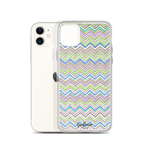 Zigzag Flexible iPhone Case -  www.greatgifts.online - Phone Case