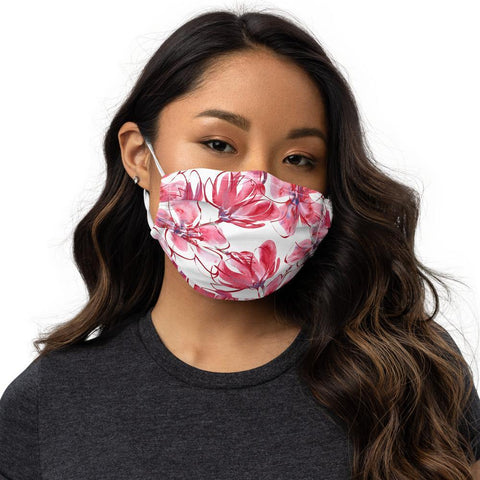 Floral face mask -  www.sanroccoitalia.it - Face Mask