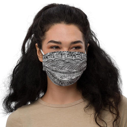 Ethno face mask -  www.sanroccoitalia.it - Face Mask