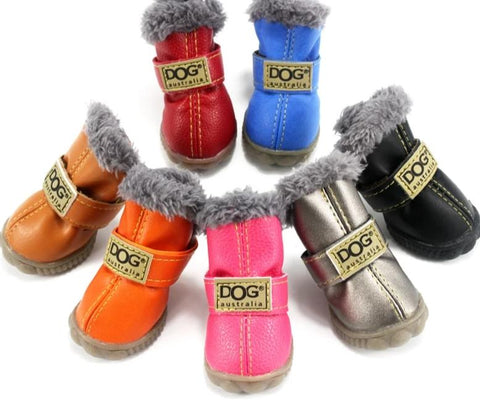 Winter boots for your dog -  www.sanroccoitalia.it - Pet products