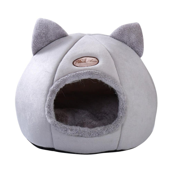 Cosy Warm Cat Cave -  www.sanroccoitalia.it - Pet products