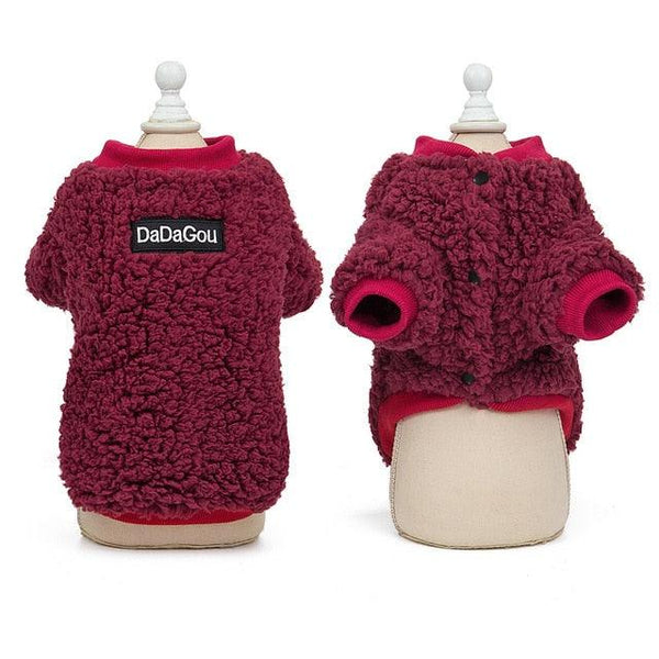 Jacket for Small and Medium Dogs and Cats -  www.sanroccoitalia.it - Pet Clothing