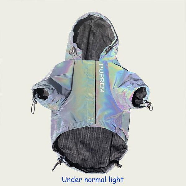 Reflective Dog Jacket S-5XL -  www.sanroccoitalia.it - Pet Clothing
