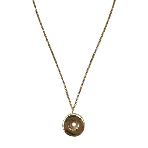 Shell Casing Pendant Necklace -  www.sanroccoitalia.it - Necklaces