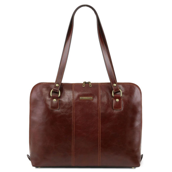 Ravenna - Exclusive lady business bag | TL141795 -  www.sanroccoitalia.it - Leather briefcases