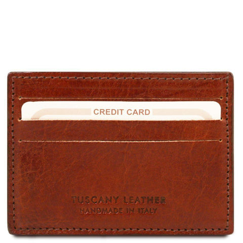 Exclusive leather credit/business card | TL141011