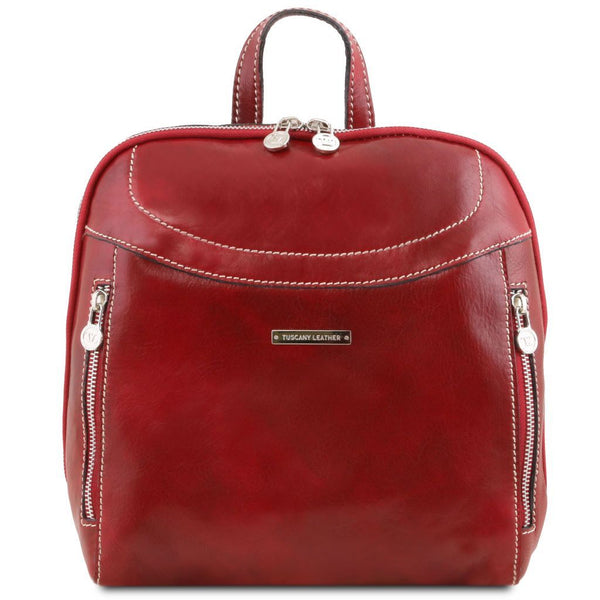 Manila - Leather backpack | TL141557 -  www.sanroccoitalia.it - Leather Backpacks