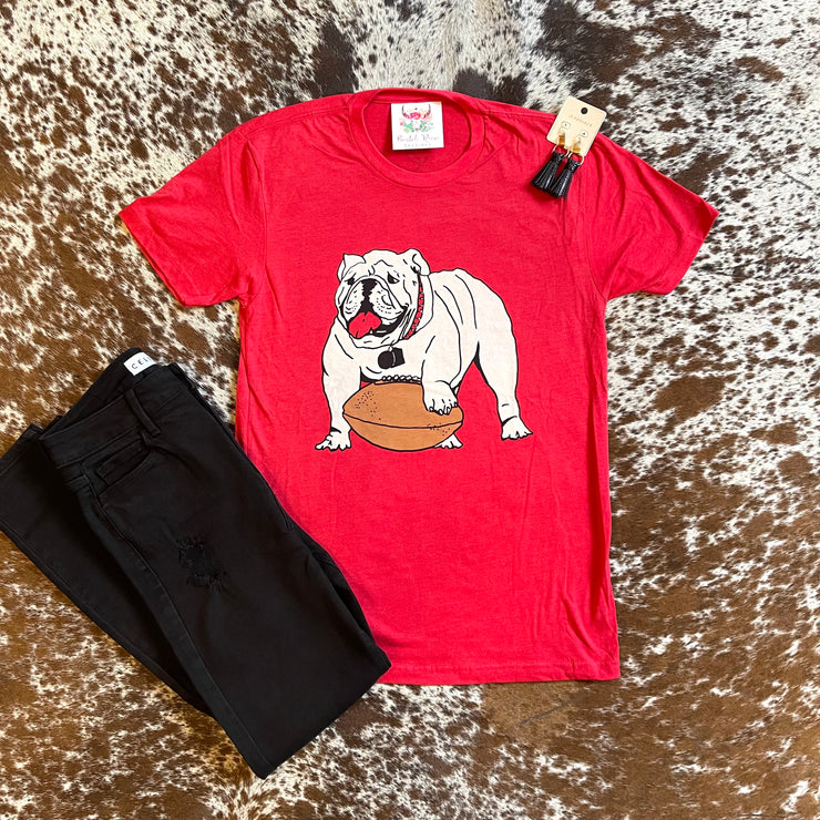 Georgia Bulldog Tee