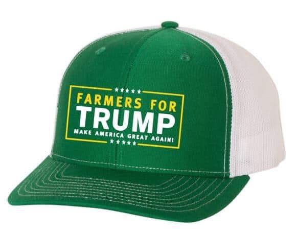 Farmers for Trump Hat