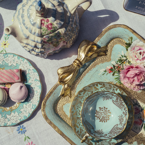 Tea Party Tray