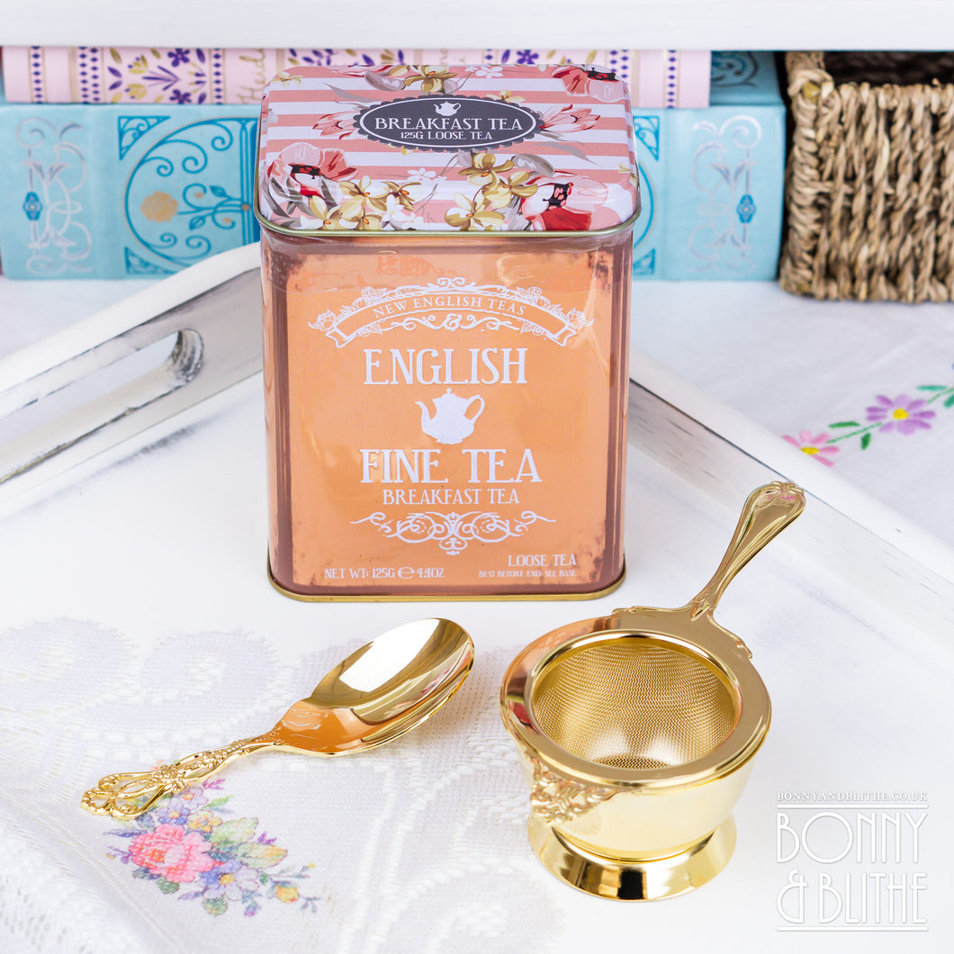 Loose Leaf Gift Bundle - English Breakfast Tea