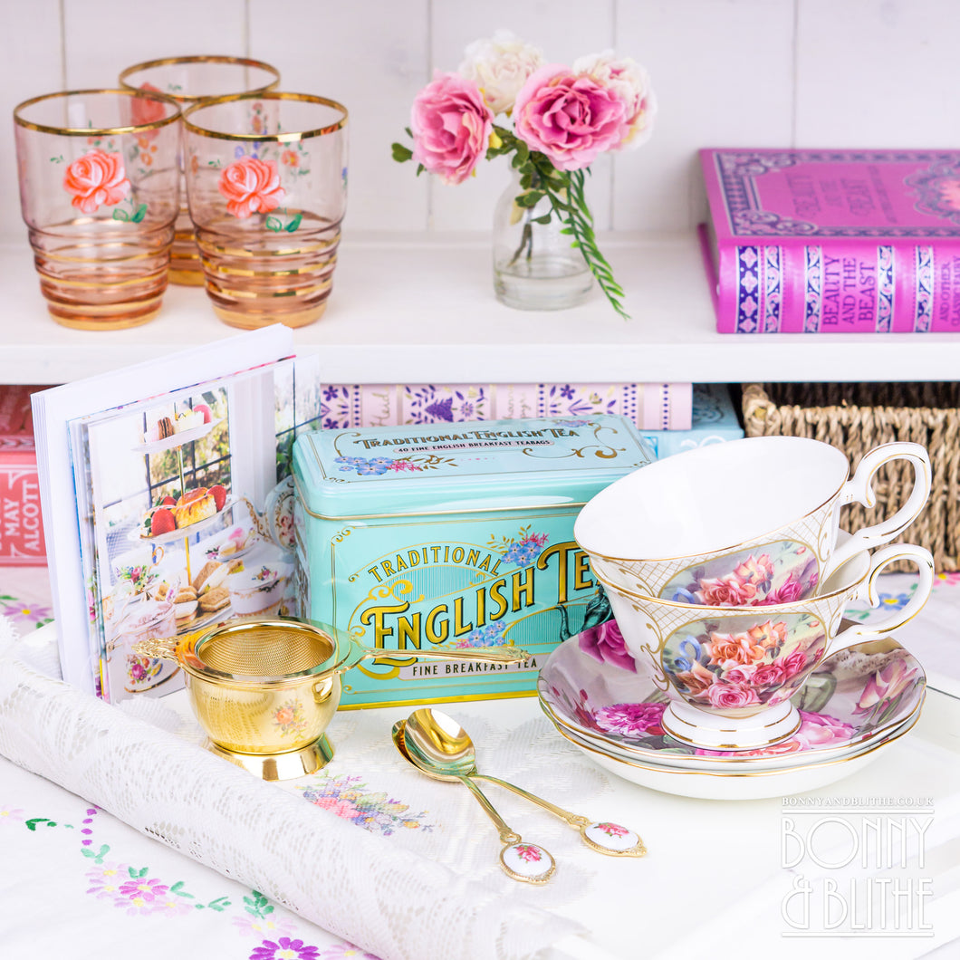 Luxury Afternoon Tea Gift Bundle - TEMPORARILY OUT OF STOCK