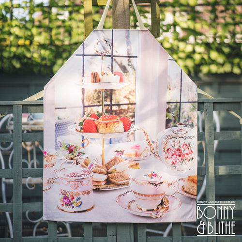 Afternoon Tea Apron