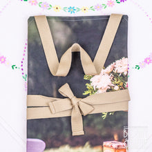 Load image into Gallery viewer, Garden Party Apron