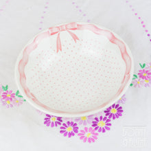 Load image into Gallery viewer, Churchill Vanity Fayre Pink Ribbon Bowl