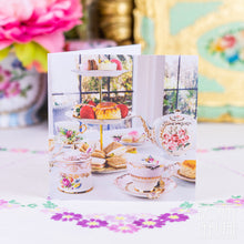 Load image into Gallery viewer, Notecards Afternoon Tea