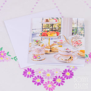 Notecards Afternoon Tea