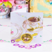 Load image into Gallery viewer, Notecards Rose Tea