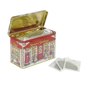 Season's Greetings Christmas Tea Tin 40 Teabags