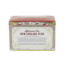 Load image into Gallery viewer, Season's Greetings Christmas Tea Tin 40 Teabags
