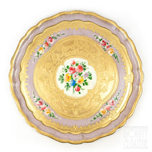 Load image into Gallery viewer, Florentine Tray Round Large - Lilac