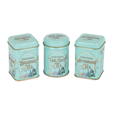 Load image into Gallery viewer, Vintage Victorian Tea Tins - Mini Loose Leaf Gift Set