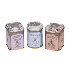 Load image into Gallery viewer, English Fine Tea - Mini Tins Loose Leaf Gift Set
