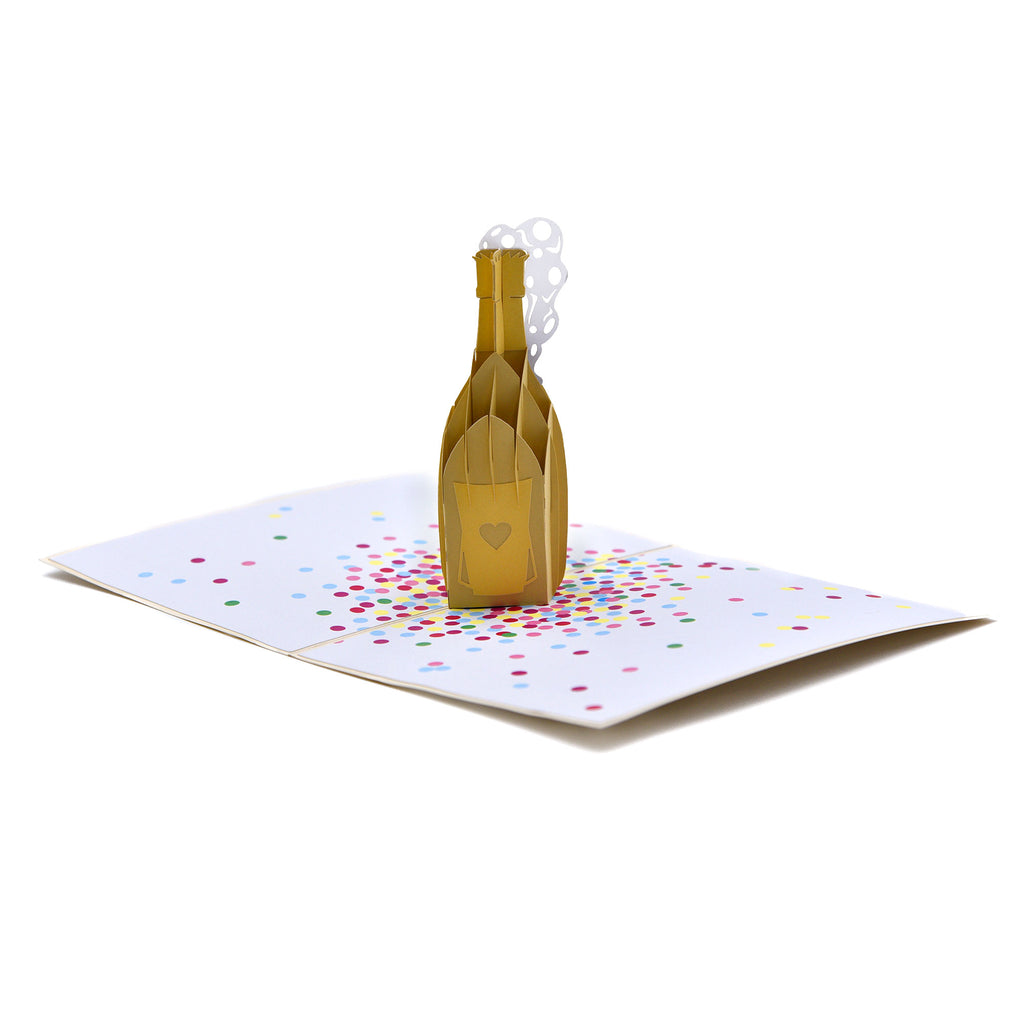 Celebration Champagne Greeting Card
