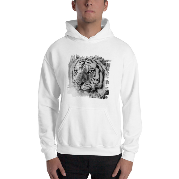 Tiger Hooded