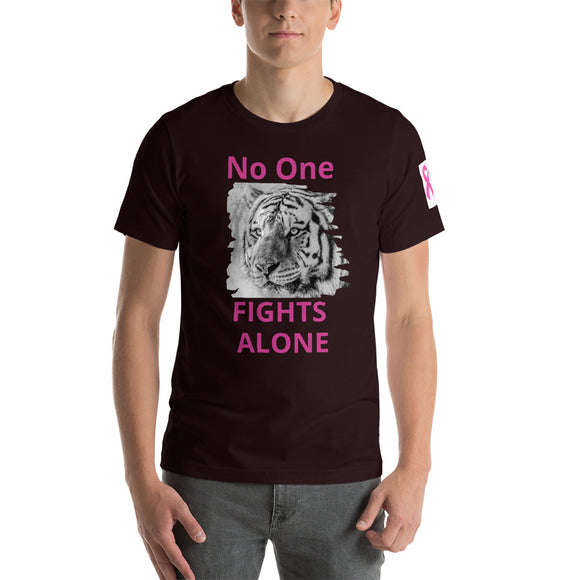 No One Fights Alone Cancer Donation