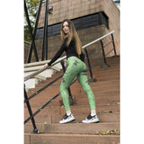 Female Workout Pants High Waist Fitness Leggings Cute Koala 3D Print Leggins Women Leggings