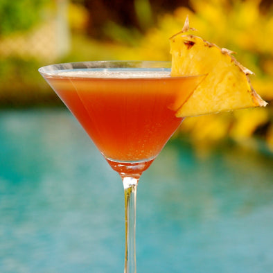 Tropical Martini Recipe