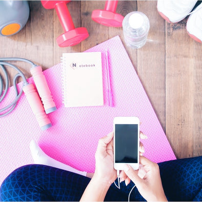 The Best At-Home Workouts + 4 Pinnable Workouts