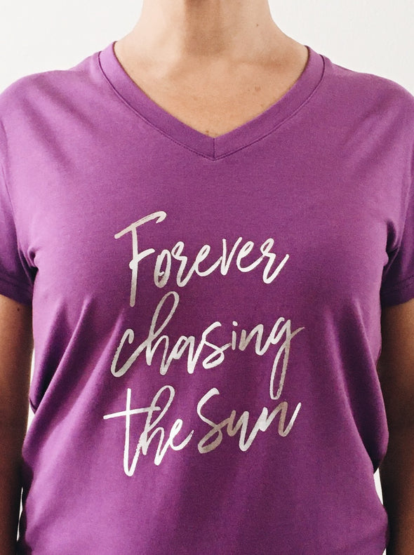 Forever Chasing the Sun Top